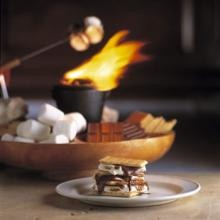 Save 10% on chocolate candy and crackers reports for National S'mores Day