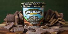 "Ben & Jerry's includes ""everything but"" GMOs, setting new standards and taking risks in U.S. ice cream industry"