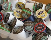 The K-cups avalanche in the coffee aisle