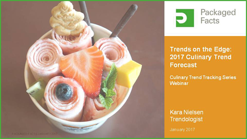 Trends on the Edge: 2017 Culinary Forecast Webinar