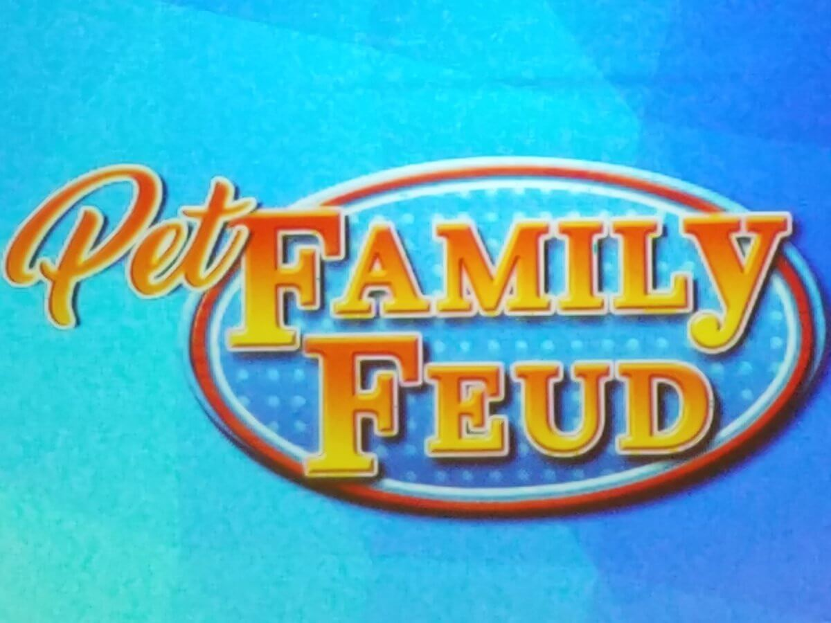 Pet Family Feud: Fun, Games, & Packaged Facts