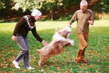 Will aging Boomers hang on to their pets?