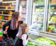 "A case of ""natural"" survival in the frozen food aisle"