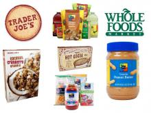 More than mere supermarkets, Whole Foods and Trader Joe's are health food meccas